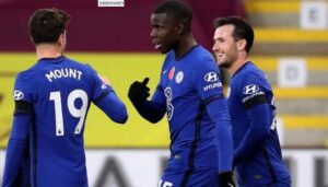 Burnley 0-3 Chelsea | Ziyash scores a goal and assists at the start of the first league The most prominent events of the English Premier League