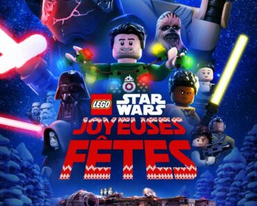 NEW TRAILER AND POSTER FOR LEGO STAR WARS HAPPY HOLIDAYS