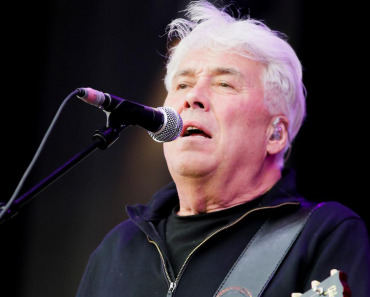 Golden Earring quits after guitarist George Kooymans' ALS diagnosis