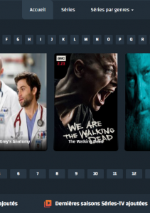 VOIRSERIES Séries streaming sans inscription TOP SITE STREAMING